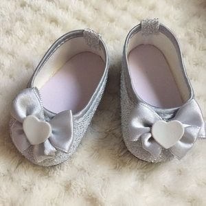 Shoes - sparkly flats